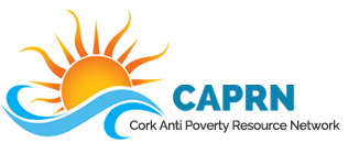CAPRN – Cork Anti Poverty Resource Network Retina Logo