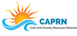 CAPRN – Cork Anti Poverty Resource Network Mobile Logo